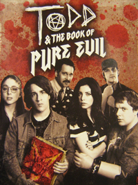 Todd & the Book of Pure Evil,