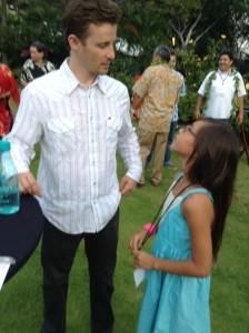 Will Estes Big Island Film Festival
